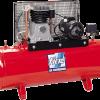 Поршневые двухступнечатые компрессоры FIAC с ременной передачей
