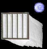 ФВК фильтр карманный воздушный многоразовый для вентиляции — Krab
